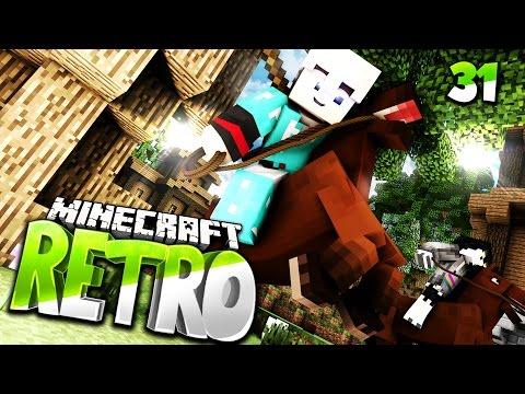 PLAN A, PLAN B & TRICK 17! • Minecraft RETRO #31 | Minecraft Roleplay • Deutsch | HD (видео)