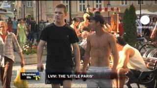 Lviv Ukraine  City pictures : Lviv, the 'Little Paris'