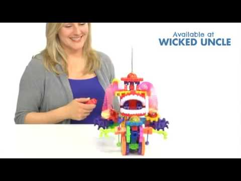 Youtube Video for Wacky Wigglers - Motorised Construction