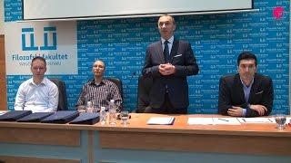 Potpisivanje Ugovora o dodjeli stipendija Hrvatima izvan RH