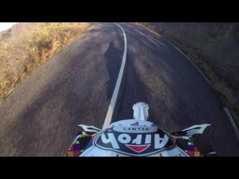Monte fasce in moto   2016 KTM 125 sixdays, exc & RC