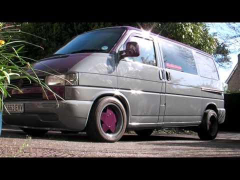 Volkswagen T4 Complete Air Suspension System - Air-Lift.co.uk
