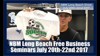 Sign up for the classes here:July 20th: https://thenbmshow.com/long-beach-2017/training/how-get-started-or-expand-your-business-rhinestones-heat-transfer-vinylJuly 21st: https://thenbmshow.com/long-beach-2017/training/how-boost-your-sales-design-creativity-coreldraw-trw-design-wizard-softwareJuly 22nd: https://thenbmshow.com/long-beach-2017/training/price-it-right-its-business-not-hobbyFor supplies, education, and much more, visit our site:http://www.therhinestoneworld.com/Like our Facebook for the latest updates on us:https://www.facebook.com/therhinestoneworldGive us a call at 941-755-1696 or email to info@therhinestoneworld.comWe look forward to helping you soon!