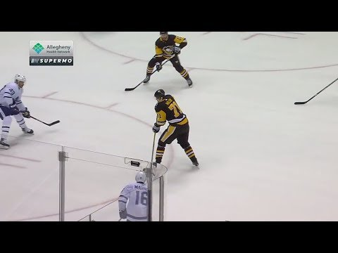 Евгений Малкин 900-е очко в НХЛ | Evgeni Malkin 900 career point
