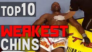 Video TOP 10 Weakest Chins In MMA MP3, 3GP, MP4, WEBM, AVI, FLV April 2019