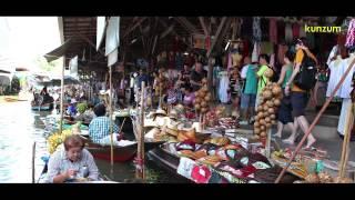 Thailand - Bangkok Damnernsaduak Floating Market