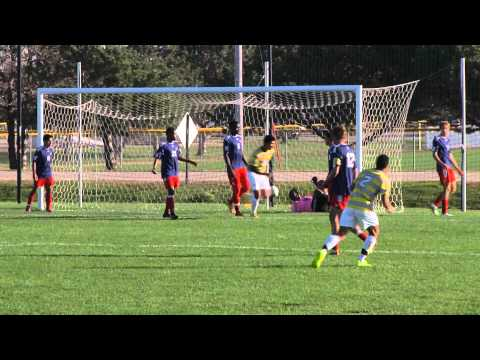 Highlights: Men's soccer vs. Scott (1029/2014- Region XI Tournament) W, 3-0