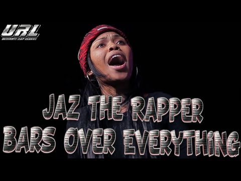 SMACK/URL/BIG CHEESE PRESENTS JAZ THE RAPPER – BARS OVER EVERYTHING