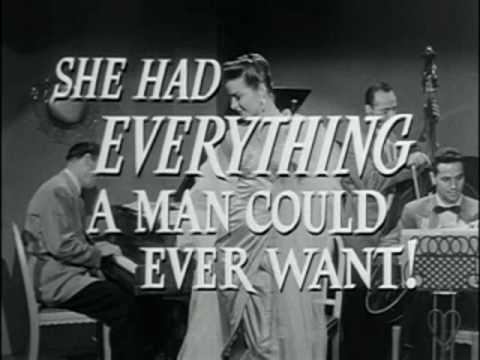 """""""Vicki"""" (1953) trailer"""