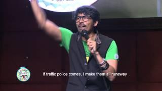 Karthik Kumar - evam Standup Tamasha - Marathons!