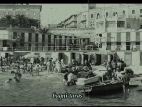i vecchi stabilimenti balneari di taranto - un viaggio nei ricordi!