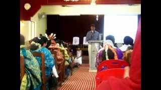 SDA LTC Lowry Tamil Church Song Service By Jaison R