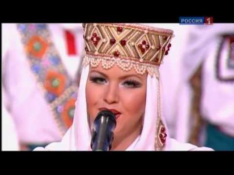"""""""Ой то не вечер"""" в исполнении хора им. М.Е. Пятницкого"""