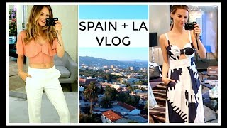 A weekly vlog starting with Spain, London & then Los Angeles.I'm so excited to announce that Eat Smart is available to pre-order now in the US on Amazon and Barnes & Noble and will officially launch on August 1st. #EatSmartPre-Order on Amazon - http://amzn.to/2sZXH44Pre-Order on Barnes & Noble - http://bit.ly/2uh9LNPSUBSCRIBE http://bit.ly/1iRMKtw SOCIAL MEDIABLOG / http://www.niomismart.com/TWITTER / https://twitter.com/niomismartINSTAGRAM / https://www.instagram.com/niomismart/FACEBOOK / https://www.facebook.com/NiomiSmart/SNAPCHAT / niomismartPINTEREST / https://uk.pinterest.com/niomismart/EAT SMARTAMAZON http://smarturl.it/eat-smartWHSMITH http://bit.ly/2axg33sWATERSTONES http://smarturl.it/eatsmart-waterstonesiBOOKS http://smarturl.it/eat-smart-ibookAUS & NZ http://smarturl.it/eatsmart-anzSourcedBoxhttp://www.sourcedbox.comDISCLAIMERThis video is not sponsored. All opinions are my own.Thank you for watching!