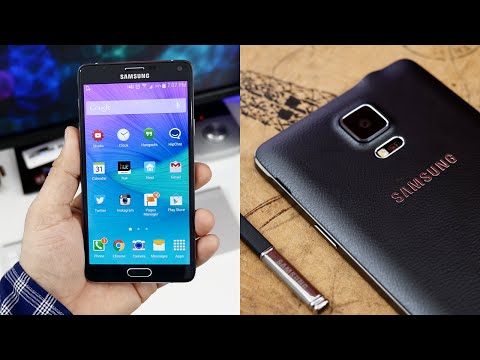 samsung - Samsung Galaxy Note 4 review! Will Samsung's Galaxy Note 4 vs Galaxy Note 3 become the clear upgrade choice? Welcome to my full review & comparison (linked below) of the Galaxy Note 4! We'll...