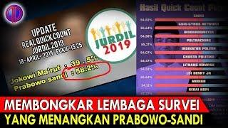 Download Video Memb0ngk4r Lembaga Survei yang Menangkan Prabowo-Sandi: Ternyata Tak Terdaftar MP3 3GP MP4