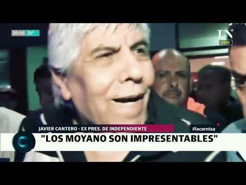 """Javier Cantero: """"Los Moyano me amenazaron con la barra y se quedaron con el club"""" - La Cornisa"""