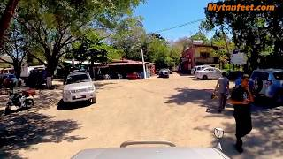 Playa Conchal Costa Rica  city photo : Driving around Playa Brasilito and Playa Conchal in Costa Rica