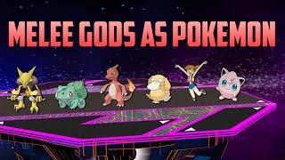 Video The Top 6 of Melee as Pokemon MP3, 3GP, MP4, WEBM, AVI, FLV Desember 2017