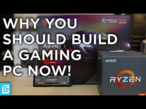 4 Reasons To Still Build A Gaming PC NOW