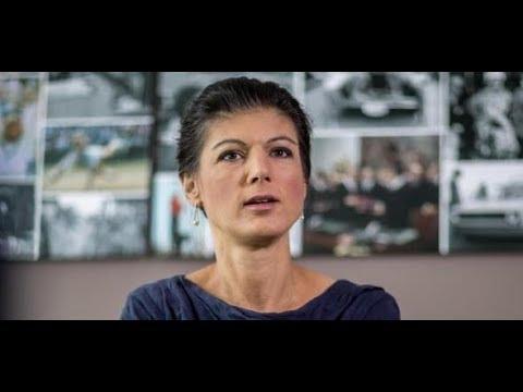 Sarah Wagenknecht: Neue Sammlungsbewegung - Wagenknecht ...