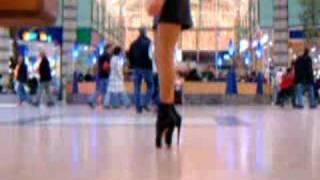 Ballet Boots Shopping