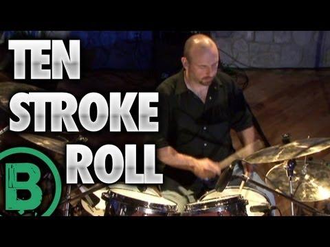 Ten Stroke Roll