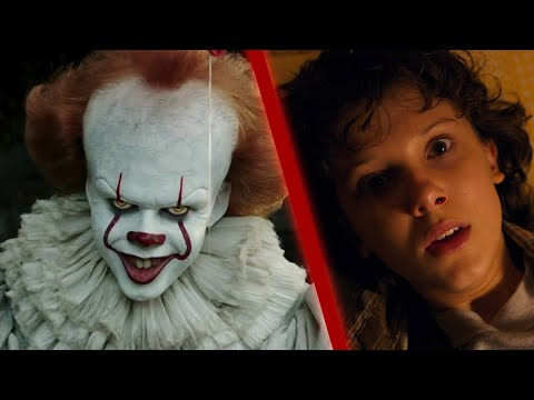 This Theory Connects 'Stranger Things' And 'It'