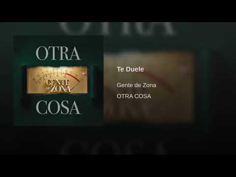 Frases sabias - Gente de Zona - Te Duele (Official Audio 2019)