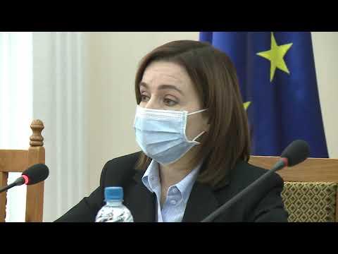Președintele Republicii Moldova, Maia Sandu, a efectuat astăzi o vizită de lucru în raionul Hîncești
