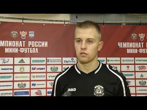 Андрей Соколов о матче с