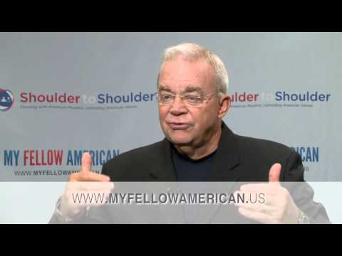Jim Wallis - Love Your Muslim Neighbors