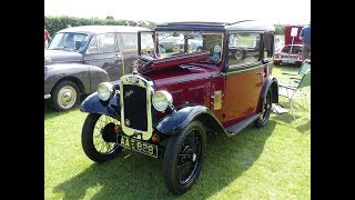 Austin Light Twelve -Six Car 1933Single-plate dry clutch, 3-speed centrally controlled gearbox taking the drive through an open propellor shaft to the spiral bevel driven three-quarter floating rear Axle