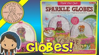 Snow Globe Sparkle Making Kit - Crafting Time With Alyse! - Time for Alyse and I to try another project together.  She picked this out from the pile of crafting products and I was looking forward to trying this with her.  She is a much better artist then me! I like how she takes her time and we sort of both forget the camera is rolling and just hanging out.  We did end up recording our time together, but sadly YouTube will penalize us because the video might not be watched all the way through! Because of that, I cut the video down from 59 minutes!Lucky Penny ThoughtsLPS-DaveLater!▶ About UsLucky Penny Shop is a family-friendly YouTube channel that features videos of kids food maker sets, slime, putty, new & vintage toys, games and candy & food from around the world! There are over 5500 videos!▶ Product InfoSnow Globe Sparkle Making Kit - Crafting Time With Alyse!Visit us online ▶ http://www.luckypennyshop.com/shop/▶ Watch More VideosFun Toys Kids Toy Products - Kids Toys - Maker Toy Sets - Playsets https://www.youtube.com/watch?v=8xjQtb1fDKE&list=PL27_x9U5H26sW-rQwqVSH9Eoy6NhP5P4B&index=1Comfy Critters Wearable Stuffed Animal Critters   Spongebob, Unicorn & Sharkhttps://www.youtube.com/watch?v=rAyNVTu7q2wMy Own Sand Art Crafting Kit By Creative Kids - Crafting With Alyse https://www.youtube.com/watch?v=8xjQtb1fDKEColor Bloomz Mega Pack Magically Growing Crystals - Crafting With Alyse - Time Lapse Bonus!https://www.youtube.com/watch?v=SNzUOLiAxdQ▶ Follow UsTWITTER  http://twitter.com/luckypennyshop FACEBOOK  http://www.facebook.com/LuckyPennyShopINSTAGRAM  http://instagram.com/LuckyPennyShopGOOGLE+  https://plus.google.com/+luckypennyshopPINTEREST  http://www.pinterest.com/luckypennyshop/LPS WEBSITE  http://www.luckypennyshop.com/Sound Effects by http://audiomicro.com/sound-effectsThis video is not intended as an endorsement of the product shown. We were not paid or provided other non-monetary advantages or incentives to show this product.