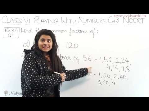 Q 1 - Ex 3.4 - Playing With Numbers - NCERT Maths Class 6th - Chapter 3