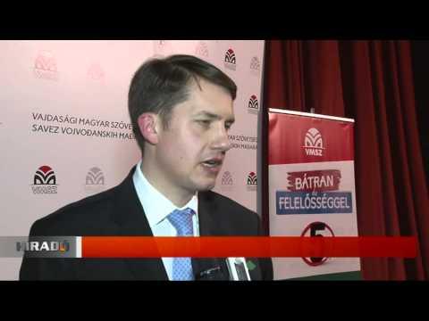 Híradó - Pásztor Bálint: Az emberek tisztában vannak a választások tétjével-cover