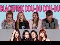 미국인들이 블랙핑크 뚜두뚜두를 본 반응! K-POP처음 본 미국인들!