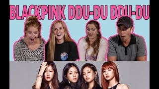 Video BLACKPINK DDU-DU DDU-DU reaction! First time watching K-POP! MP3, 3GP, MP4, WEBM, AVI, FLV Januari 2019