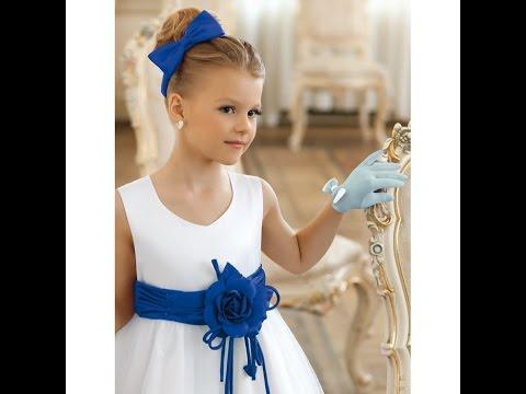Детские модные платья фото смотрет бесплатно
