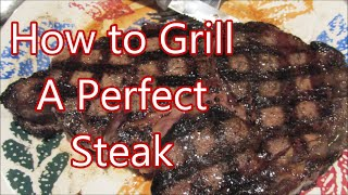 Prime Ribeye Grilled to Perfection on a Blaze Grill by Louisiana Cajun Recipes
