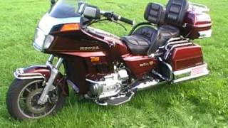 8. honda goldwing gl1200