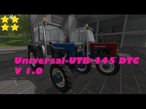 Universal UTB-445 DTC v1.0