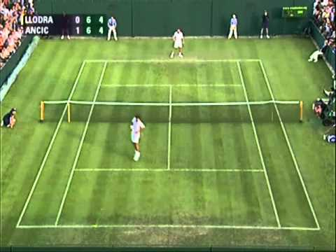 Mario Ancic - respectful to Chair Umpire on overrules