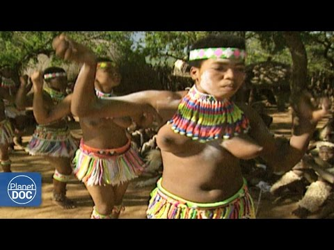 Special dances in Sudafrica