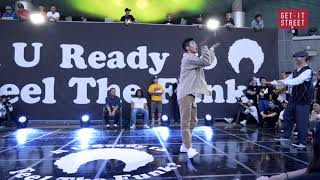 Jaygee vs Sop – Feel The Funk 2018 Popping Top 8