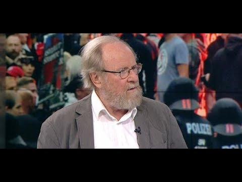 """Wolfgang Thierse (SPD) zu  Chemnitz: """"Es ist kein ost ..."""