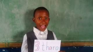 Students in Thejane Malakane's class in Lesotho show us how to count to 10 in Sesotho. This video is part of our language learning series on the Books to Afr...