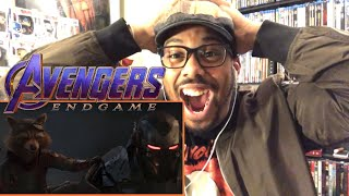 Marvel Studio's Avengers: Endgame - Official Trailer Reaction!