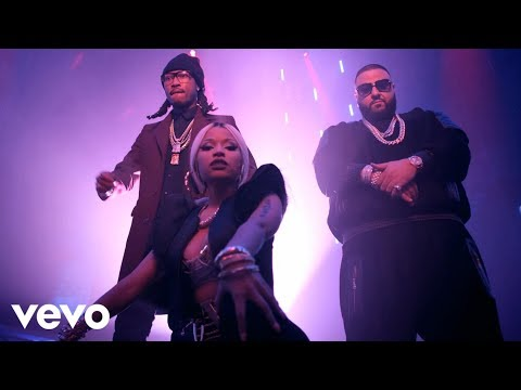 Dj Khaled feat. Nicki Minaj, Future & Rick Ross – I Wanna Be With You