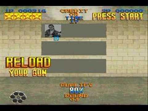 lethal enforcers snes super scope